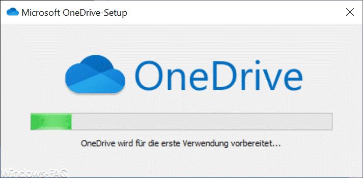 OneDrive Setup