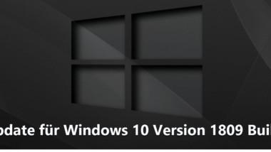 KB4530715 Update für Windows 10 Version 1809 Build 17763.914