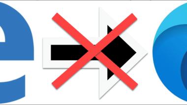 Microsoft Edge Update auf Edge Chromium verhindern