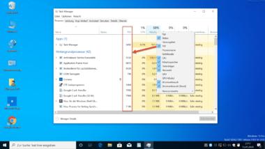 Windows Prozess bzw. Programm per PowerShell beenden