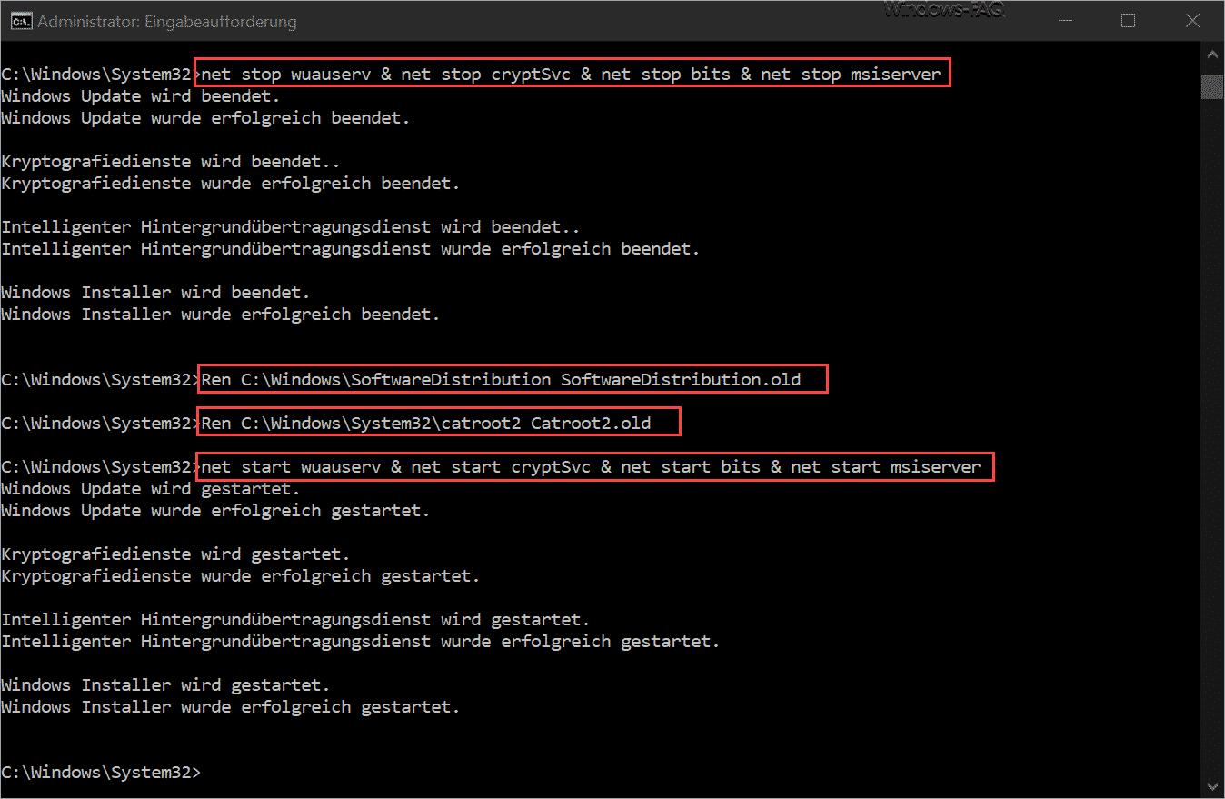 0x800f0988 Fehlercode beim Windows 10 Update und 1909 ...
