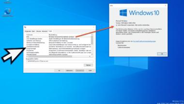 Nützliche Windows Tools über MSCONFIG starten