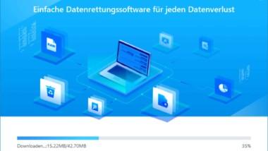 Gelöschte Dateien einfach wiederherstellen unter Windows 10