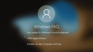 Upgrade Windows 10 Version 1809, 1903 oder 1909 auf Vorabversion 2004 Build 19041 – Teil 2