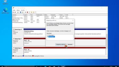 Windows Raid 1 auflösen und Spiegelung löschen