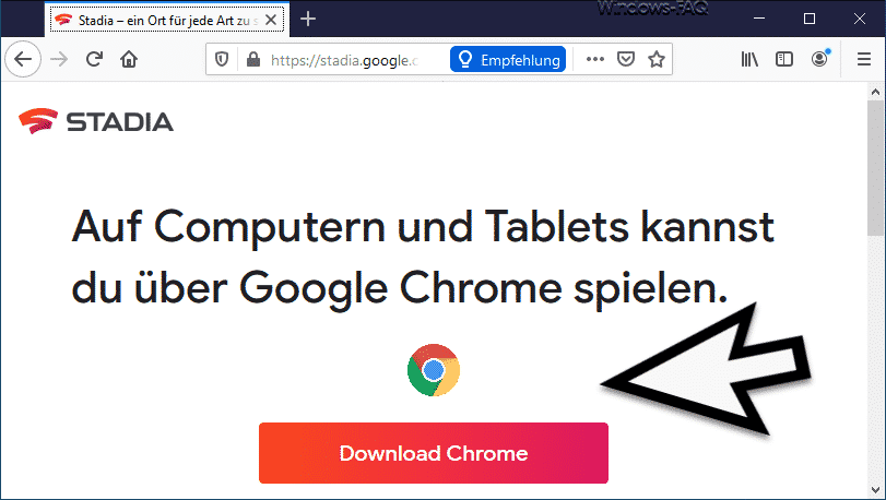 Google Chrome Spiele