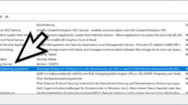 BITS – Der Intelligenter Hintergrundübertragungsdienst für Windows Updates