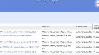 Download Windows 10 Version 2004 (KB4557957 Build 19041.329)