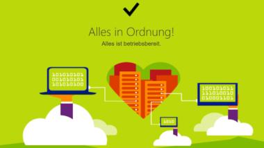 Microsoft Störungen online abfragen bei Problemen mit Microsoft Cloud Diensten