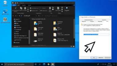 Umleitung der Windows Profilordner verhindern