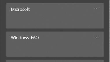 Windows 10 Zwischenablageverlauf per Registry deaktivieren