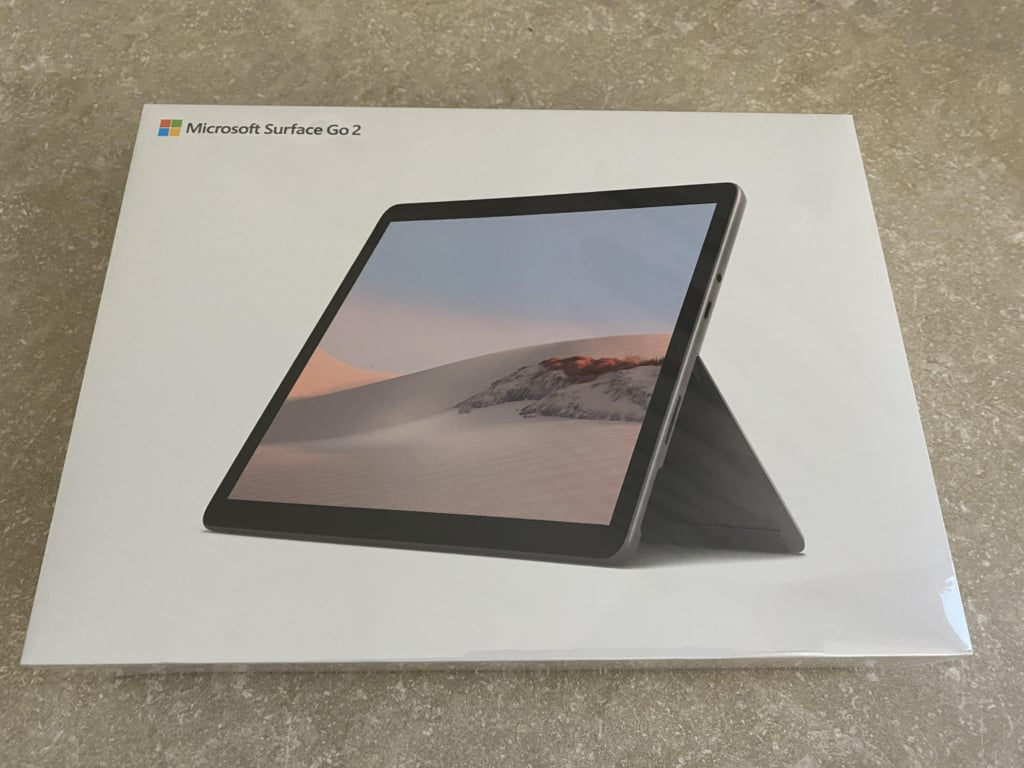 Surface Go 2 Weihnachtsgewinnspiel Windows-FAQ.de