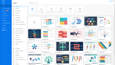 Edraw Max – die All-in-One Diagramm Software für Diagramme & Mind Maps