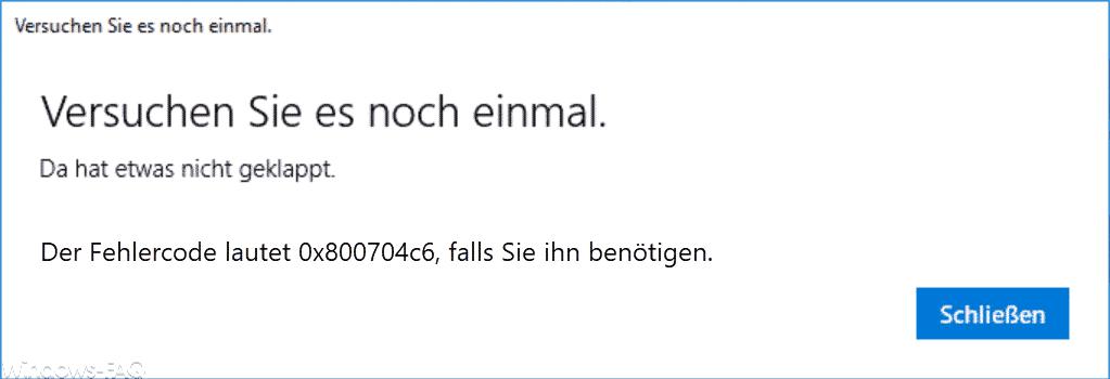 0x800704c6