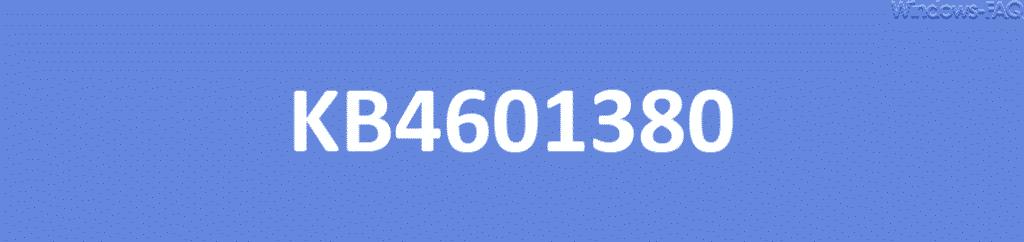 KB4601380