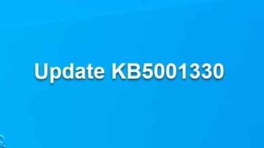 Update KB5001330 Windows 10 Version 2004/20H2 Versionsnummer 19041.928 und 19042.928