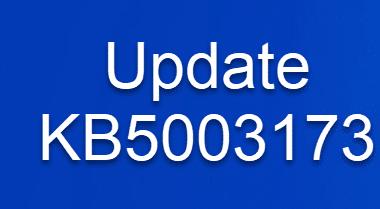Download Update KB5003173 für Windows 10 2004/20H2 (19041.985 und 19042.985)
