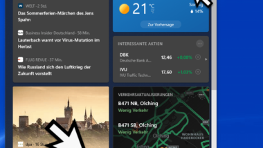 Neuigkeiten und interessante Themen – Windows 10