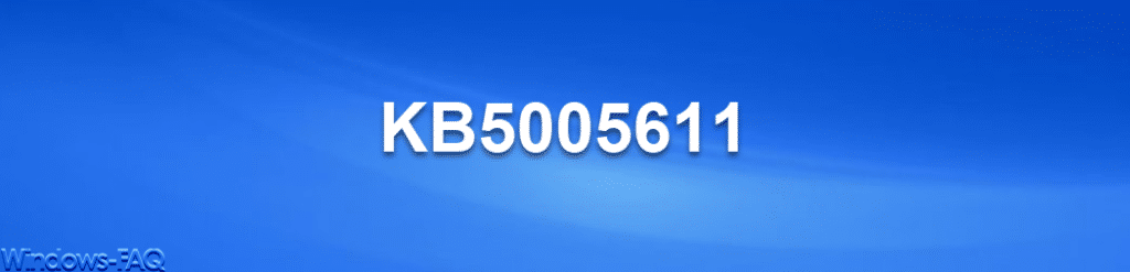 KB5005611