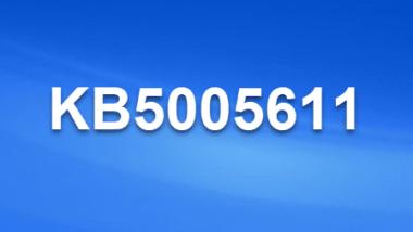 KB5005611 für Windows 10 21H1, 20H2 und 2004 Build 19041.1266, 19042.1266 und 19043.1266