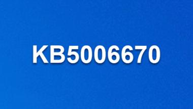 Download KB5006670 für Windows 10 21H1, 20H2 und 2004 – Build 19041.1288, 19042.1288 und 19043.1288