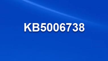 KB5006738 Download für Windows 10 21H1, 20H2 und 2004 (19041.1320, 19042.1320, und 19043.1320)